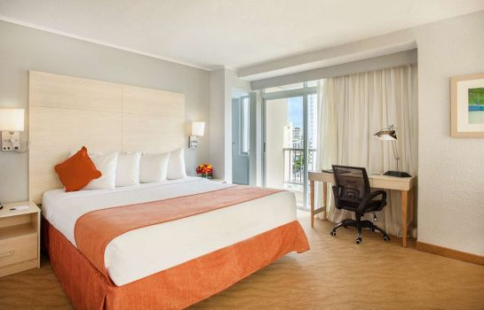 Kamers Best Western Plus Condado Palm Inn & Suites