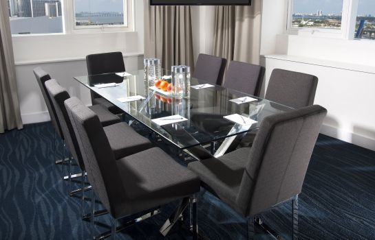 Conference room YVE Hotel Miami