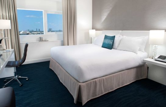 Room YVE Hotel Miami