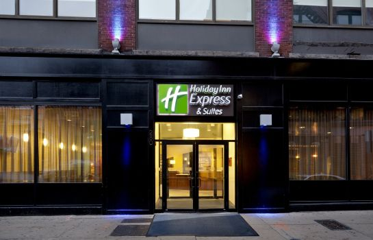 Buitenaanzicht Holiday Inn Express & Suites BOSTON GARDEN