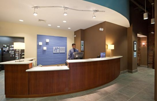 Hotelhal Holiday Inn Express & Suites BOSTON GARDEN