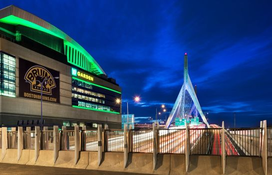 Info Holiday Inn Express & Suites BOSTON GARDEN