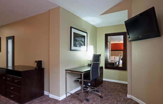Camera Holiday Inn Express & Suites BOSTON GARDEN