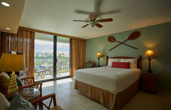 Suite Lahaina Shores Beach Resort