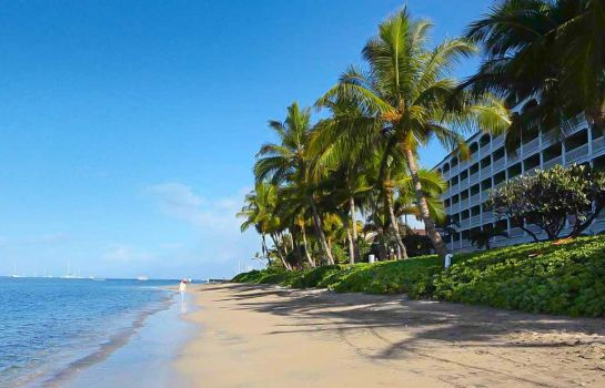Info Lahaina Shores Beach Resort