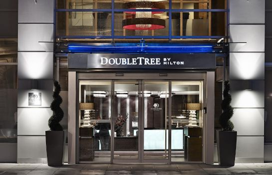 Exterior view DoubleTree by Hilton London - Victoria
