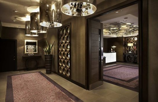 Lobby DoubleTree by Hilton London - Victoria