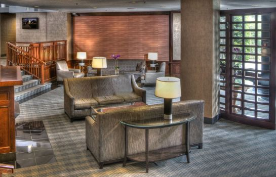 Hotelhalle The Virginian Suites Ascend Hotel Collec