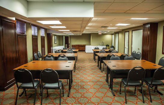 Conference room an Ascend Hotel Collection Member The Virginian Suites