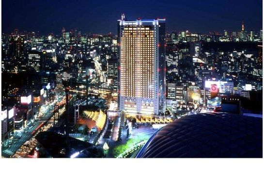 Exterior view Tokyo Dome Hotel