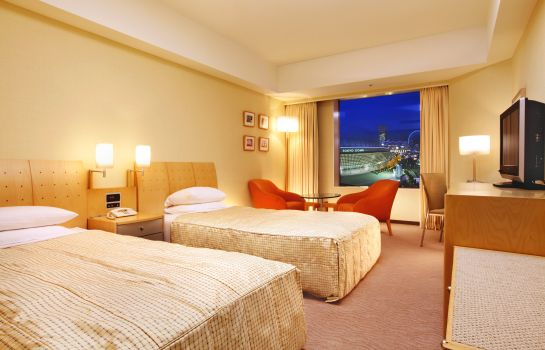 Double room (standard) Tokyo Dome Hotel