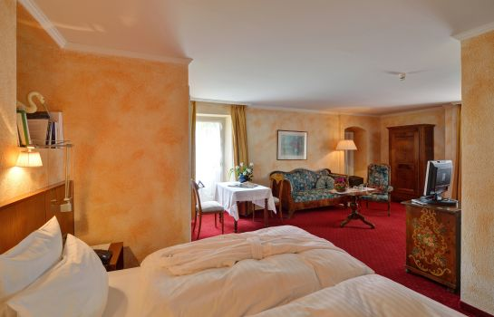 Junior Suite Ermitage des Ravet