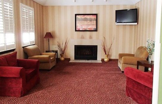 Lobby Quality Suites Hunt Valley