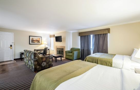 Room Quality Suites Hunt Valley