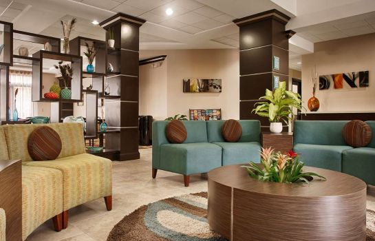 Hotelhalle BEST WESTERN PLUS JFK INN STS
