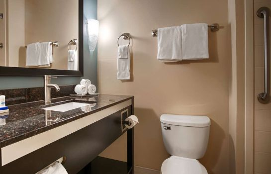 Suite BEST WESTERN PLUS JFK INN STS