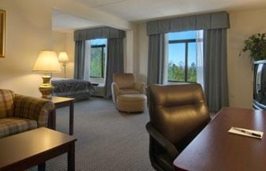 Suite BW PLUS BIRMINGHAM INN & SUITES