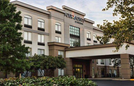 Buitenaanzicht Four Points by Sheraton Nashville Airport