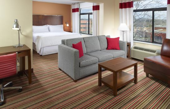 Zimmer Four Points by Sheraton Nashville Airport