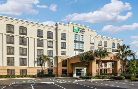 Exterior view Holiday Inn Express & Suites JACKSONVILLE SE- MED CTR AREA