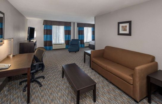 Chambre WINGATE BY WYNDHAM COLUMBUS