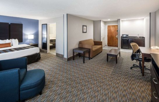 Zimmer WINGATE BY WYNDHAM COLUMBUS