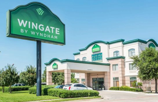 Vista exterior WINGATE DFW NORTH IRVING