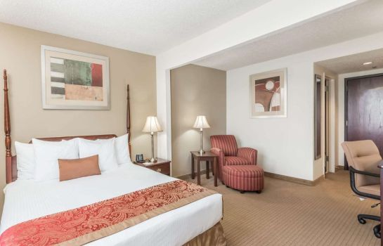 Chambre WINGATE DFW NORTH IRVING