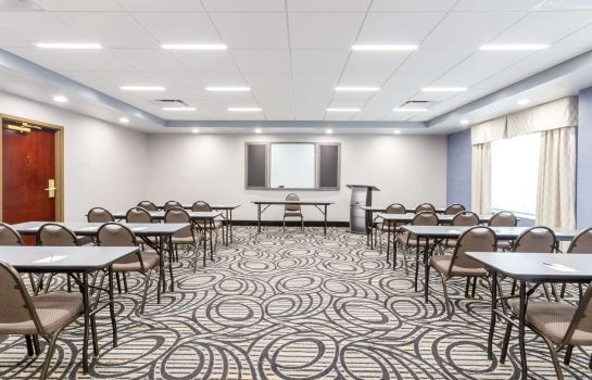Sala de reuniones WINGATE BY WYNDHAM CONVENTION