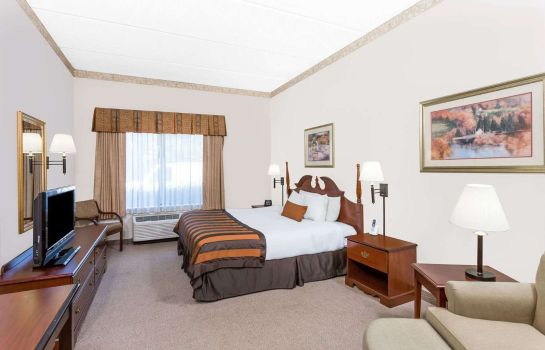 Kamers Wingate by Wyndham Greenville