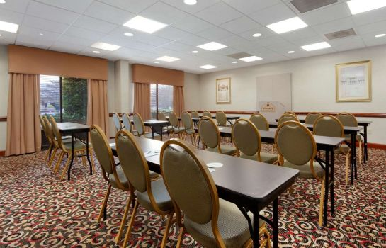 Conference room WINGATE BY WYNDHAM CHARLOTTE A