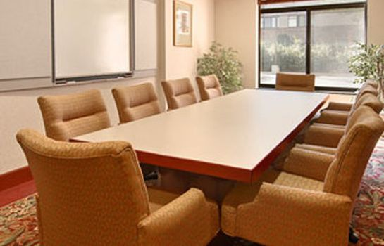 Conference room Wingate by Wyndham Arlington Heights Wingate by Wyndham Arlington Heights