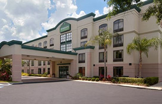 Vista esterna La Quinta Inn Suites Tampa North I-75