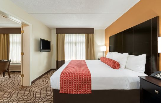 Suite La Quinta Inn Suites Tampa North I-75