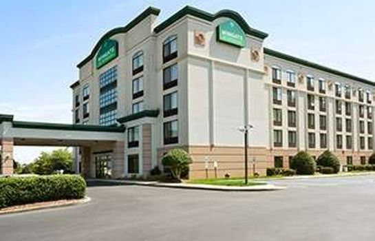 Exterior view Wingate by Wyndham Greensboro Wingate by Wyndham Greensboro