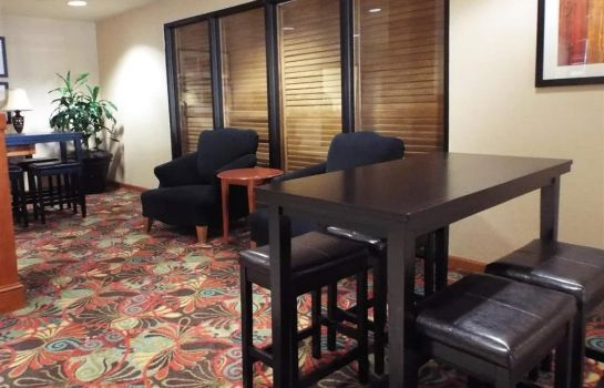 Lobby Wingate by Wyndham Greensboro Wingate by Wyndham Greensboro