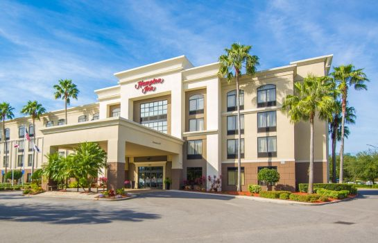 Außenansicht Hampton Inn - Jacksonville South-I-95 at JTB FL