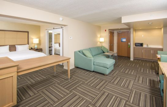 Suite Hampton Inn - Jacksonville South-I-95 at JTB FL