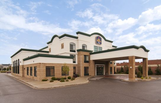 Vista esterna BEST WESTERN PLUS COON RAPIDS