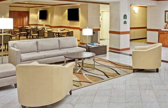 Hotelhalle WINGATE HOUSTON WILLOWBROOK