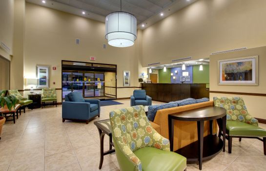 Lobby Holiday Inn Express & Suites JACKSONVILLE SE- MED CTR AREA