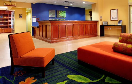 Hotelhalle Fairfield Inn & Suites Phoenix Midtown