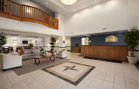 Lobby Wingate by Wyndham Augusta/Fort Gordon
