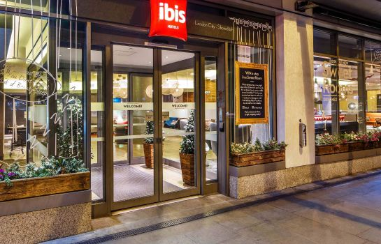 Vista exterior ibis London City - Shoreditch