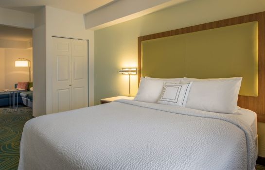 Zimmer SpringHill Suites Charlotte Airport