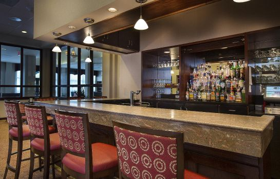 Hotelbar DoubleTree by Hilton Charlotte Airport