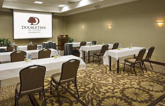 Sala congressi DoubleTree by Hilton Charlotte Airport