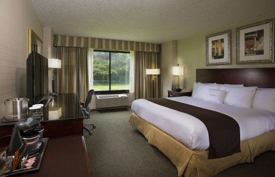 Zimmer DoubleTree by Hilton Charlotte Airport