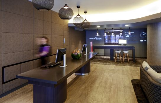 Recepción ibis London City - Shoreditch