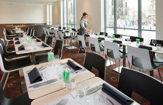 Restaurant Novotel Brussels City Centre